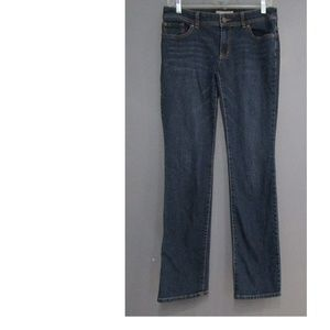 Chico's 00 Blue Denim Jeans Size 2